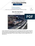 Appalachian Railroad Modeling - Article _Mine Run Operations