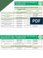 Cronograma Do Curso - 2013 (1)