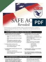 NY SAFE ACT Revealed