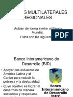 BANCOS MULTILATERALES REGIONALES.ppt