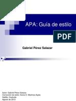 APA - Guia de Estilo