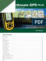 DeLorme Earthmate GPS PN20 Manual