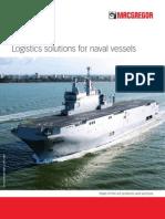 Brochure 'Logistics Solutions for Naval Vessels' (Screen) 2012 Id 44603_Original_44603