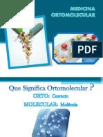 Medicina Ortomolecular Presentacion