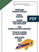 Carta Antropometrica