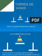 Las Torres de Hanoi