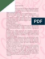 Patologias Del Lenguaje Infantil