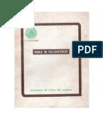 Pablo de Villavicencio