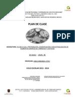 PLANIFICACIÓN DE TECNOLOGIA I 2013-2014