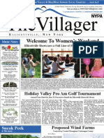 The Villager-E'VILLE