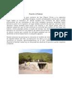 Historias de San Miguel Chicaj
