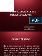 6.- Fisiopatologia de Las Desaceleraciones