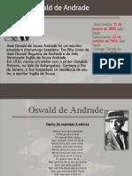 Biografia de Oswald de Andrade