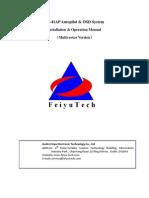 FY-41AP Manual for Multi-Rotor 2013.5.13