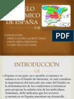 MODELO ECONOMICO DE ESPAÑA- DIAPOSITIVAS