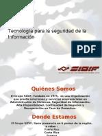 Presentación Corporativa - Guatemala