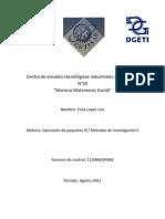 Operacion de paquetes y metodos de investigacion.docx