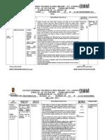 Formato de Planeacion 2011