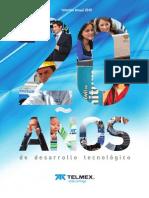 Telmex 2010 Esp