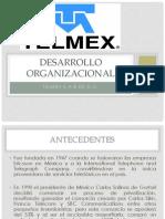 Desarrollo Organizacional Telmex (1)