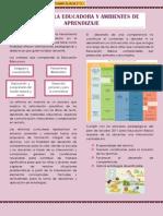 Guia de La Educadora y Ambiente de Aprendizaje