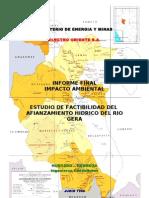 Informe Final Impacto Ambiental-GERA