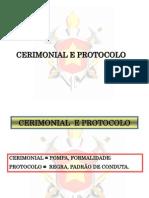 Apresentacao Cerimonial e Protocolo