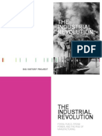 U9 the Industrial Revolution 18Pages 2012
