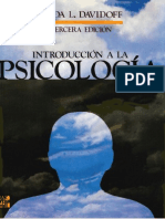 Introducción a la psicología, Linda Davidoff(True pdf OCR optimizado)