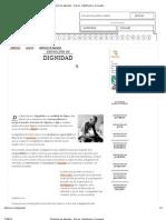 Definición de dignidad - Qué es, Significado y Concepto