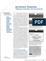 Materials for Telecom Industry