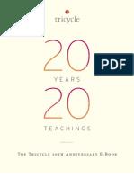 20th Anniversary eBook