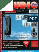 ProAudioShow Productos Lambda 2 April 2004