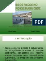 Análise de Riscos no Município de Santa Cruz_Arq. da Madeira
