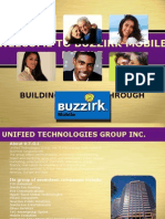Buzzirk Mobile Opportunity