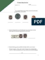 Assessment Pre Test Money Unit