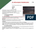 Site TS-P 01 Ondes Mecaniques Progressives