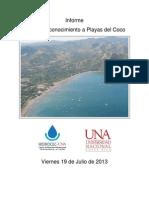 Informe Visita Playas Del Coco