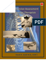 Comprehensive Assessment for Massage Therapists