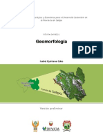 Satipo geomorfologia