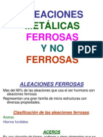MEC 265 ALEACIONES METÁLICAS