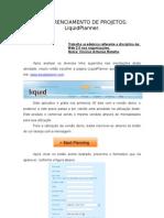 Gerenciamento de Projetos - LiquidPlanner.