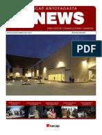 Boletín final INACAP 2012