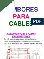 Mec 292 Tambores Para Cables