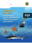 Reglamento OSP 05-11 Para Prohibir La Practica Del Aleteo Del Tiburon en Los Paises Parte Del SICA