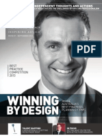 Professional Planner Magazine - TWD Win Best Practice Competition 2013