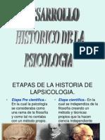 Desarrollo Hist Rico Etapa Precientifica de La Psicologia