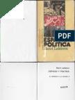 Espacio y Política-H.Lefebvre