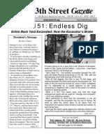 West 13th Street Gazette No. 18