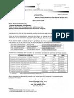 Iciar Solicitud Actividades 2014 Sec Tec of Circ